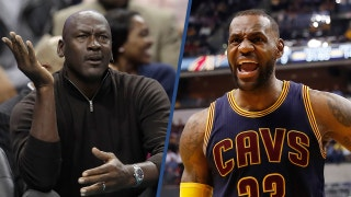 Shannon Sharpe reveals a critical obstacle LeBron James is facing that Michael Jordan never had to overcome