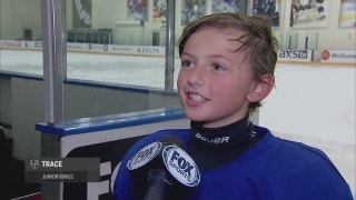 LA Kings Weekly QOTW: Youth Hockey