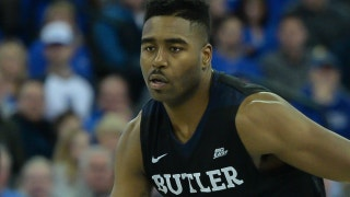 The Butler Bulldogs defeat the DePaul Blue Demons for the 8th straight time, 79-67