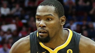 Nick Wright reacts to Durant knocking Clint Capela: 'I don't think that's fair… It's rich coming from KD'