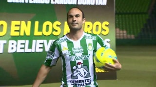 Landon Donovan on joining Club Leon: Playing in Mexico was 'always a dream of mine'