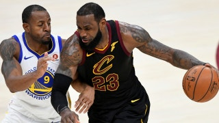 Nick Wright unveils what LeBron James and the Cleveland Cavaliers need to do to beat the Warriors