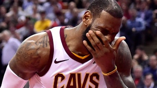 Chris Broussard on LeBron James leaving the Cleveland Cavaliers: 'There's a very good chance'