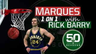 Marques 1 on 1: Rick Barry