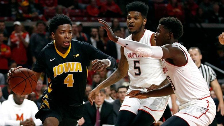 Maryland pushes past Iowa 91-73