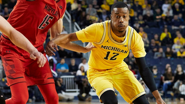 Abdur-Rahkman's late free throws lead Michigan to dramatic 68-67 win over Maryland