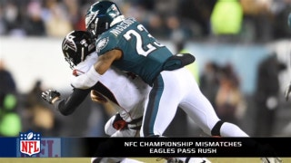 NFC Championship | Eagles-Vikings Mismatches