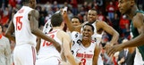 Ohio State blows out No. 1 Michigan State 80-64