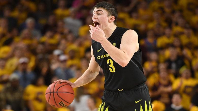 Oregon upsets No. 11 Arizona State 76-72