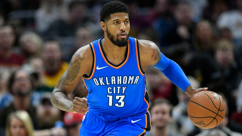 Paul George, Chad Johnson engage in 'heated' Twitter exchange over FIFA