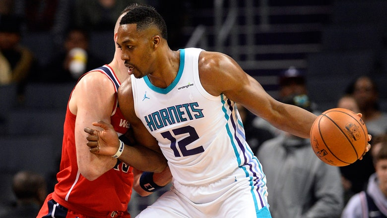 Reports: Hornets trade Dwight Howard to Brooklyn for Timofey Mozgov, draft picks