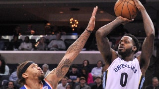 Minus Gasol, Grizzlies take down Knicks for second straight