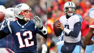 The three numbers you need to know for Titans vs. Patriots in Divisional Round