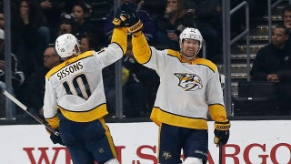 Predators LIVE To Go: Preds wrap West Coast road trip with win over Kings