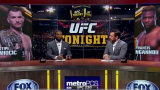 The UFC Tonight crew breakdown the Stipe Miocic vs Francis Ngannou fight at UFC 220