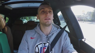 Clippers Weekly: Ride Along with Sam Dekker