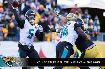 Is it time to believe in Blake Bortles and the Jaguars?