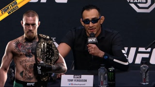 Tony Ferguson says Conor McGregor turned down a chance to fight him | FIGHTING WORDS
