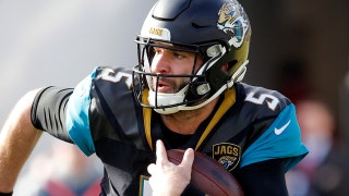 Nick Wright reveals why Blake Bortles has more on the line this week than any other NFL player