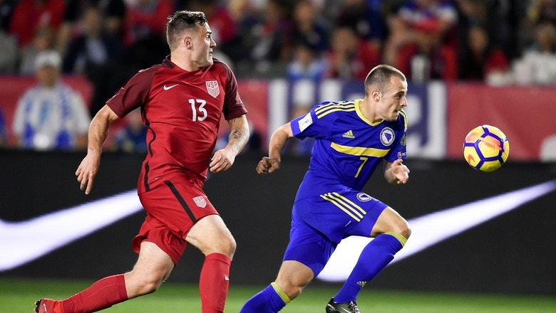 United States vs. Bosnia and Herzegovina | 2018 International Friendly Highlights