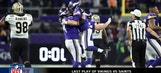 Vikings' extra point kneel costs gamblers