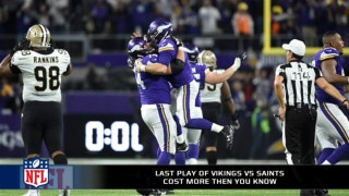 Vikings' extra point kneel costs gamblers