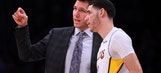 Skip Bayless on Lakers: 'I don't love the way Luke Walton has coached this team'