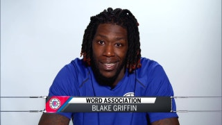 Clippers Weekly: Word Association with Blake Griffin