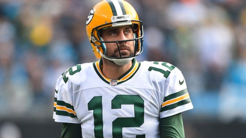 #6 - Aaron Rodgers - Green Bay Packers