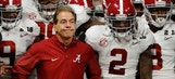Skip Bayless: 'Alabama did not deserve to be in the playoffs, Ohio State did!'