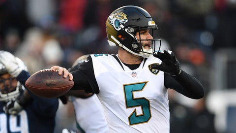 #29 Jacksonville Jaguars