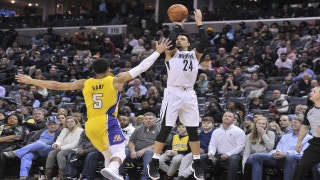Grizzlies LIVE to Go: Grizzlies snap Lakers four-game winning streak