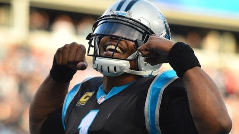 #24 Carolina Panthers