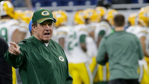 Dom Capers out as Packers defensive coordinator