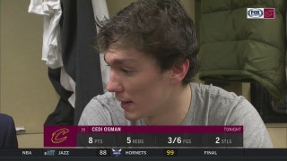 Cedi Osman's confidence in the Cavs is sky high despite the rough road trip
