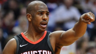 Cris Carter explains why the Rockets – Clippers confrontation last night was a 'huge deal'