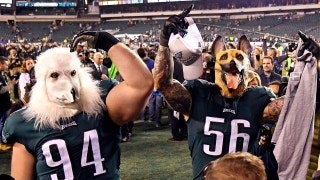 Nick Wright explains why the Philadelphia Eagles are the biggest Super Bowl underdogs since 2009
