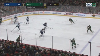 HIGHLIGHTS: Granlund scores power play goal