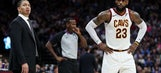 Skip Bayless on Cavaliers coach's comment: 'get rid of agendas' after blowout loss
