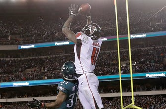 Skip reacts to Julio Jones' incomplete catch on 4th and goal: 'you gotta make that play'