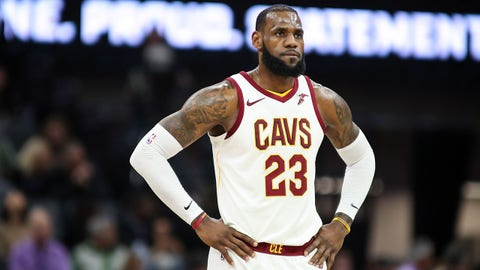 Dec 27, 2017; Sacramento, CA, USA; Cleveland Cavaliers forward LeBron James (23) during the game against the Sacramento Kings at Golden 1 Center. Mandatory Credit: Sergio Estrada-USA TODAY Sports
