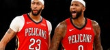Shannon Sharpe on Pelicans' Davis and Cousins: 'It'll be a dog fight dealing with this team because of these two'