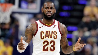 Shannon Sharpe reacts to LeBron and 'Strugglesville' in Cleveland
