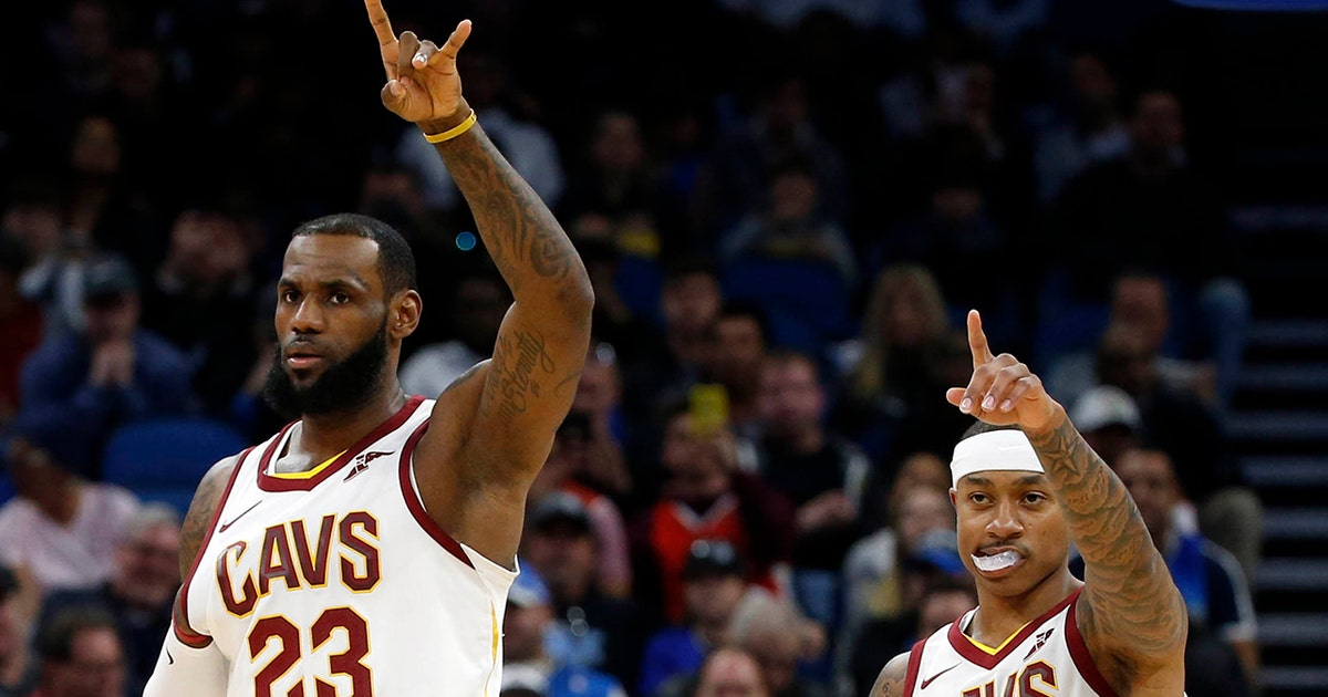 633e8cd73fb Skip Bayless reveals why LeBron James and Isaiah Thomas aren t a good fit