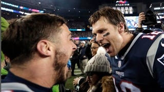 Shannon Sharpe reacts to Tom Brady and the Patriots' 24-20 comeback win over Jacksonville