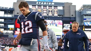 Skip Bayless reacts to a potential Belichick and Brady rift