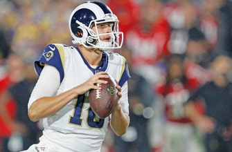Jared Goff may sit out Rams' 3rd preseason game