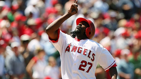 Hat's off to Vlad: Guerrero first to wear Angels cap into Hall