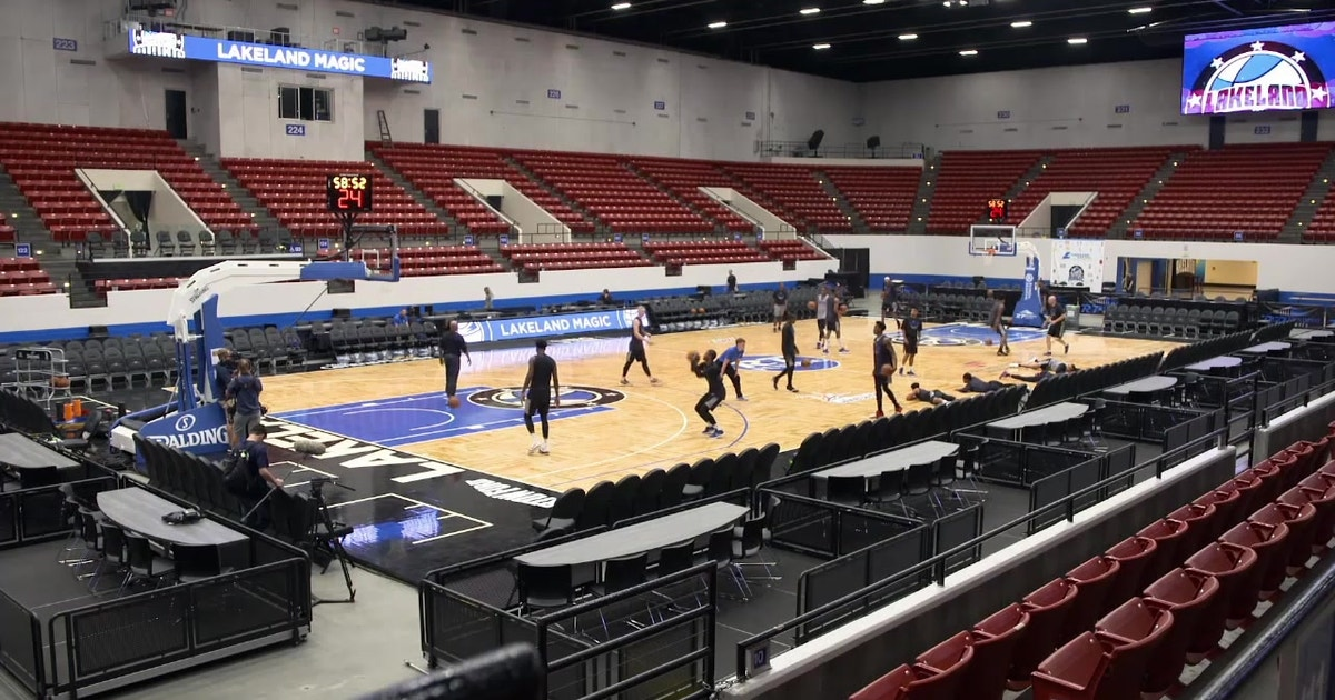 Proximity of G-League team in Lakeland offers Magic greater roster  flexibility