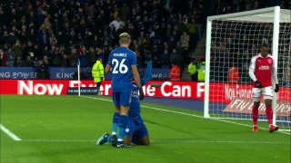 Leicester City vs. Fleetwood Town | 2017-18 FA Cup Highlights